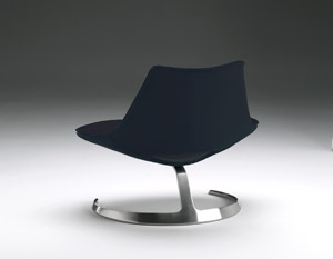 Scimitar Lounge Chair